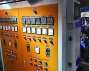 全自动吹膜机米克重控制器的调试步骤